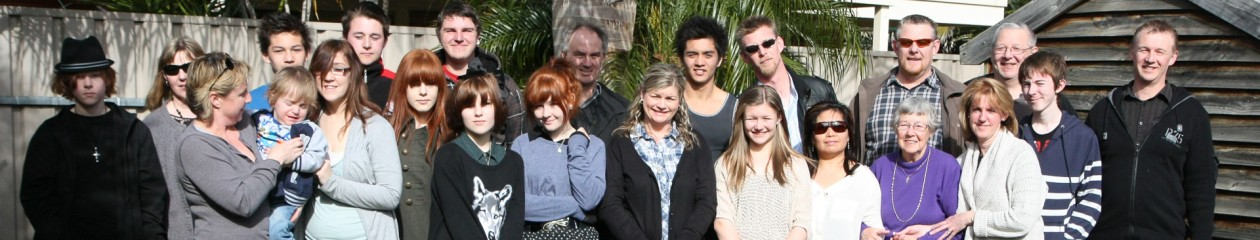 van der Linden clan in Australia